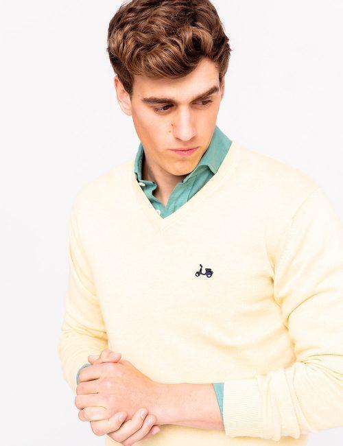 jersey-pico-amarillo Scotta Seventime