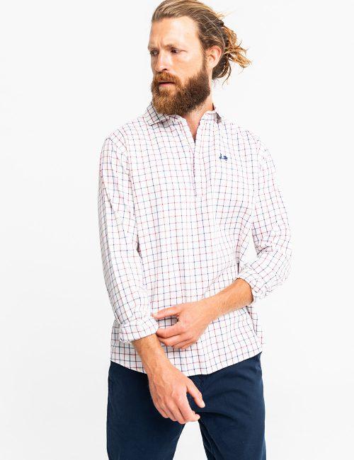 camisa-polera-dopo-crudo Scotta Seventimes