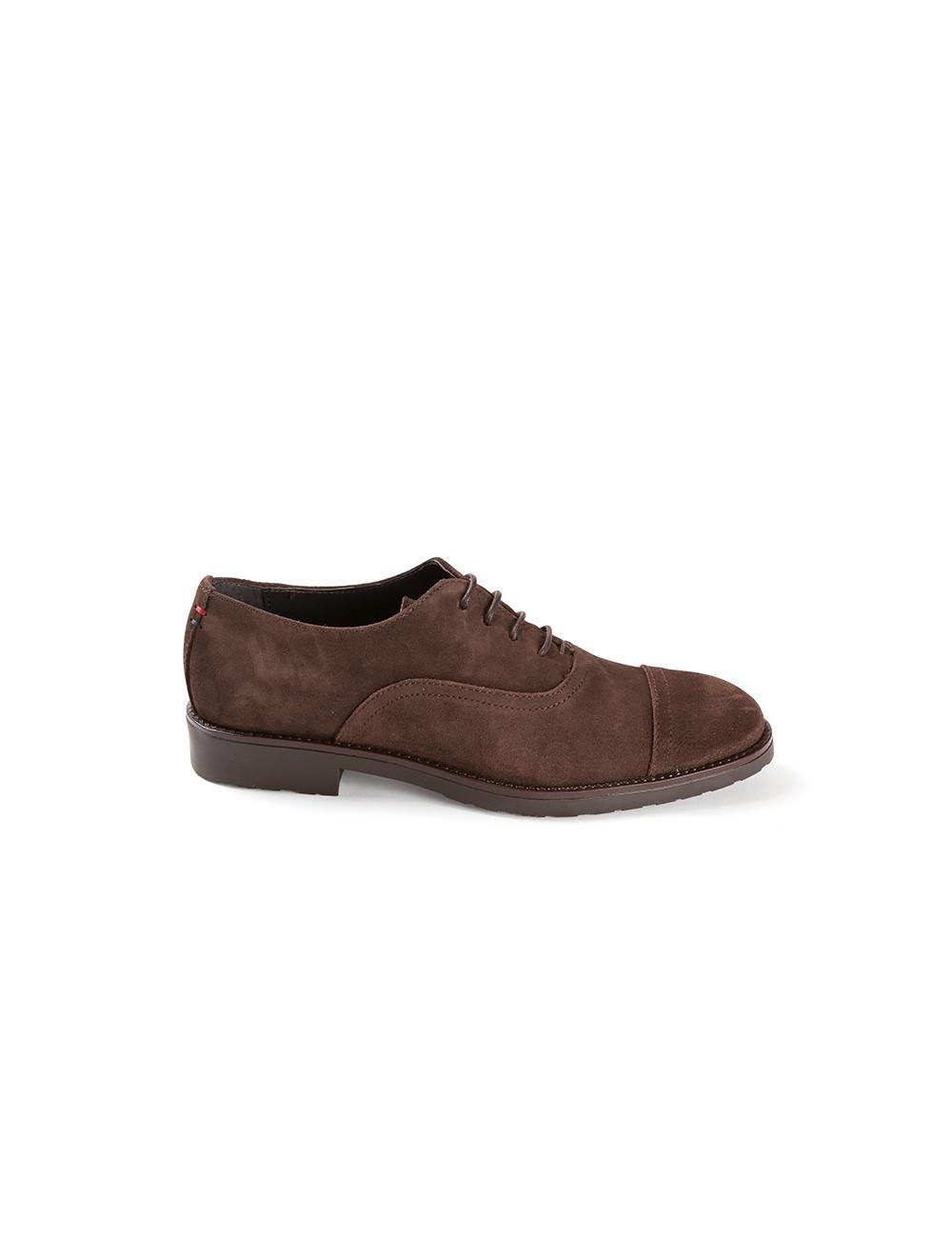 zapato-ingles-serraje-marron Scotta Seventimes