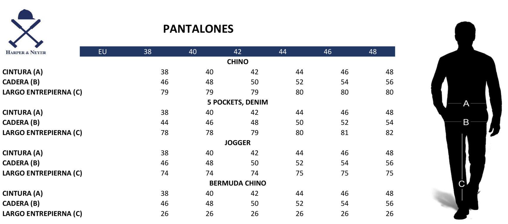 pantalones -SevenTimes