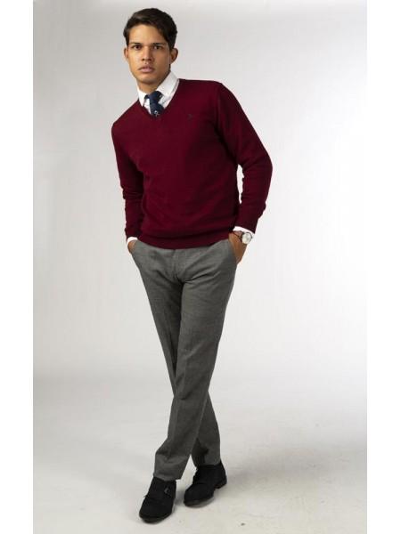 pullover-v-neck