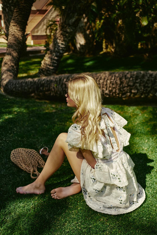 Portofino dress Fetiche -SevenTimes