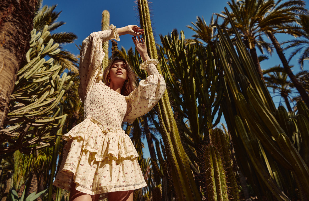 ARUBA DRESS FETICHE-SevenTimes
