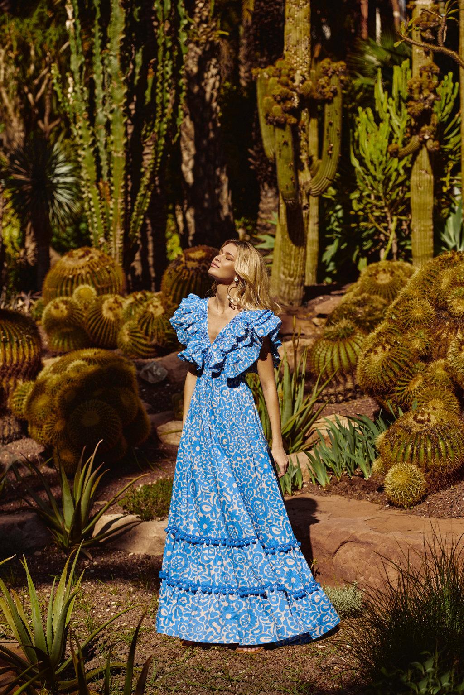 SANTORINI DRESS FETICHE-SevenTimes