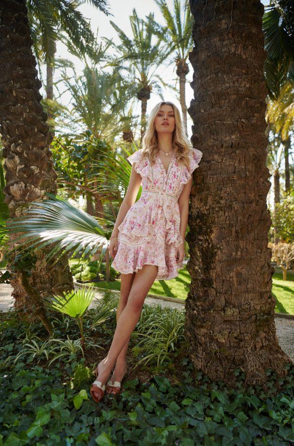 Blossom dress Fetiche -SevenTimes