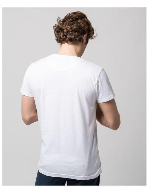 camiseta-chenille-blanco SCOTTA SEVEN TIMES