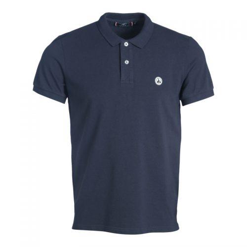 polo-t-shirt-man-marine-cherbourg-polo-basique jott seven times