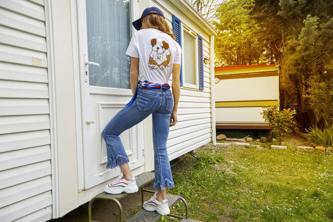 Pantalon jeans denim lecruel -SevenTimes