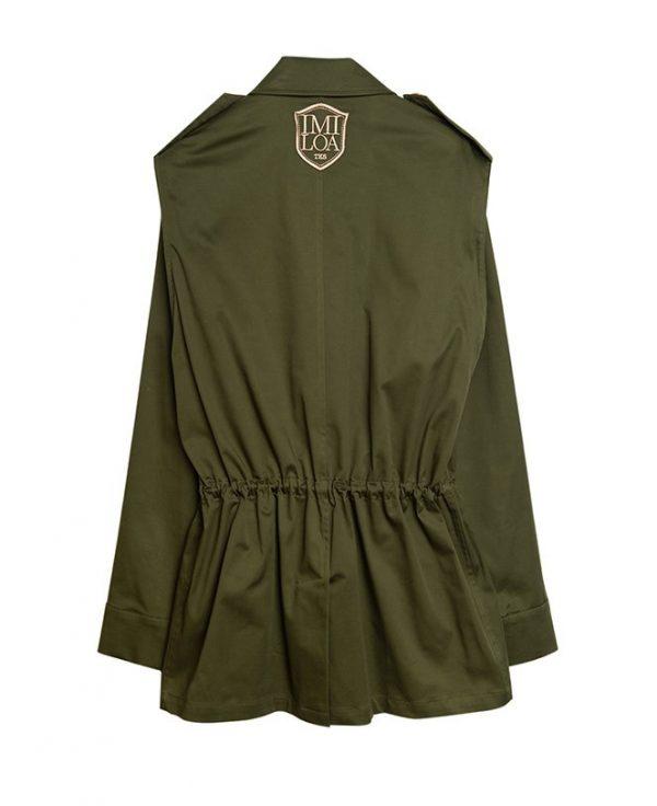 green-military-jacket Imiloa Seven Times