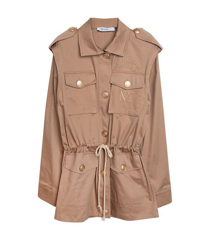 sand-military-jacket Imiloa Seven Times