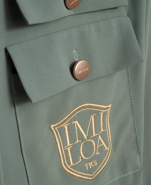 military-jumpsuit Imiloa SEVEN TIMES
