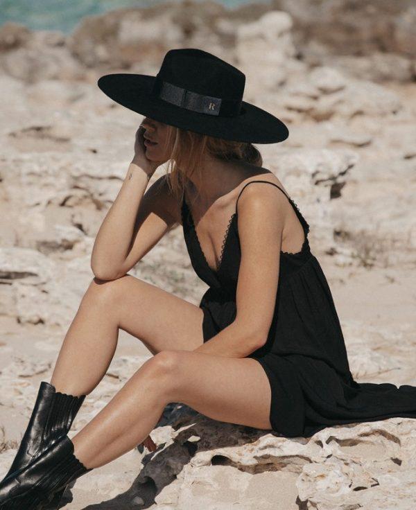 vestido-de-gasa-espalda-descubierta Imiloa Seven Times