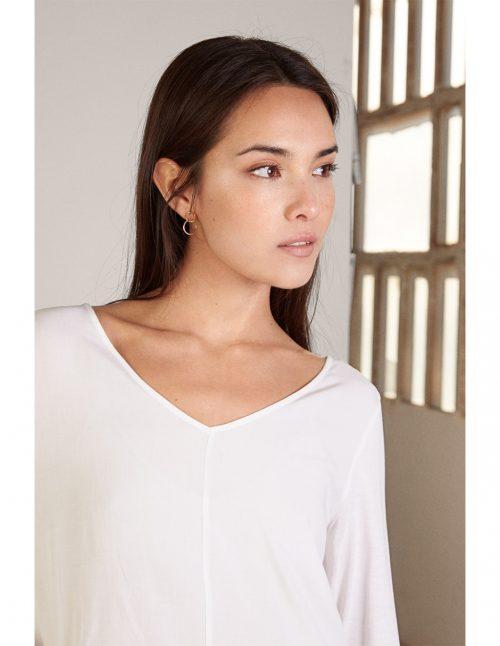 camisa-azurita Mus&Bombon-SevenTimes