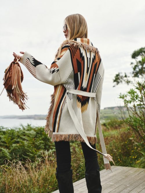 Navajo cardigan fetiche suances-SevenTimes