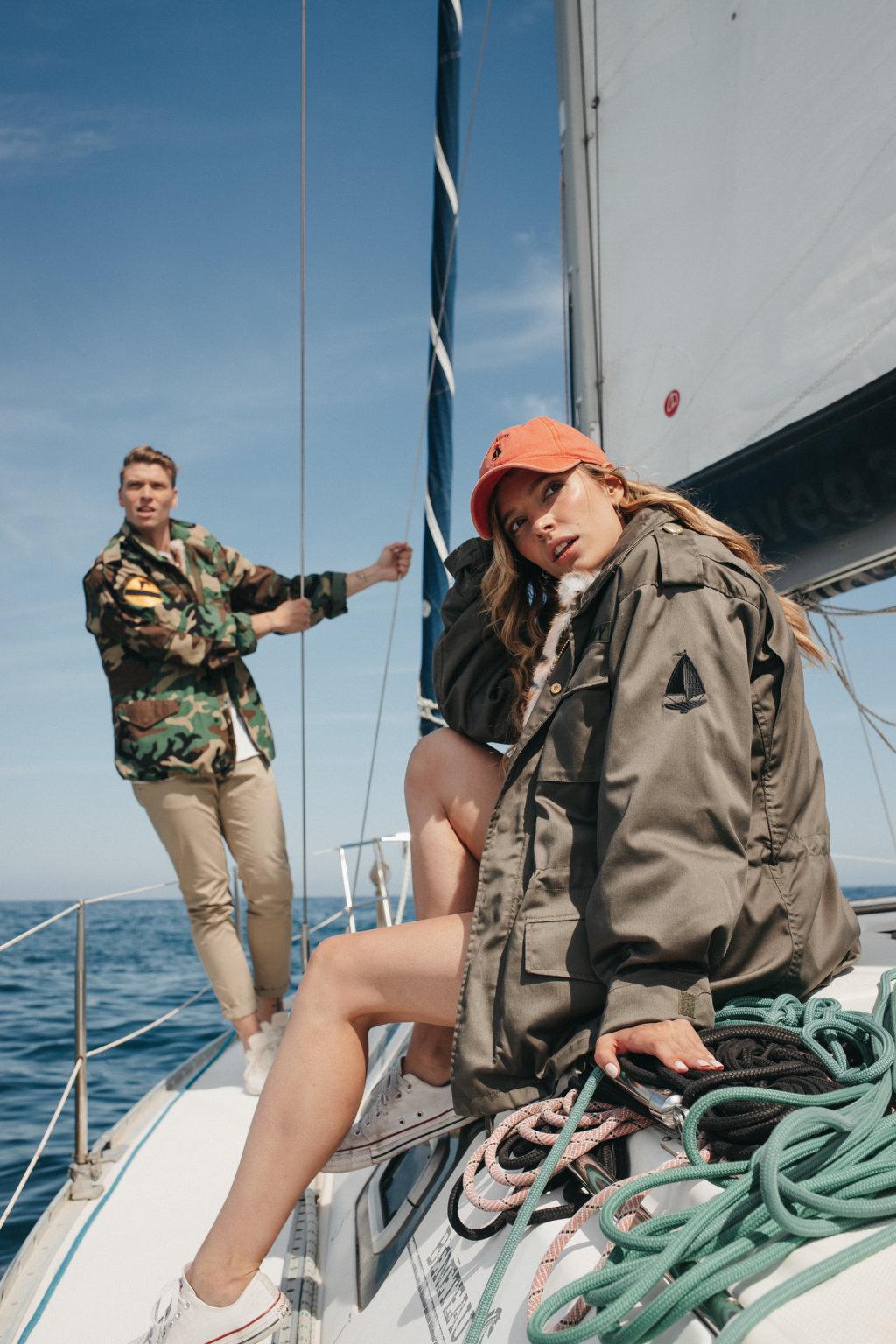 Italian jacket still allive ohiana barrasa -SevenTimes