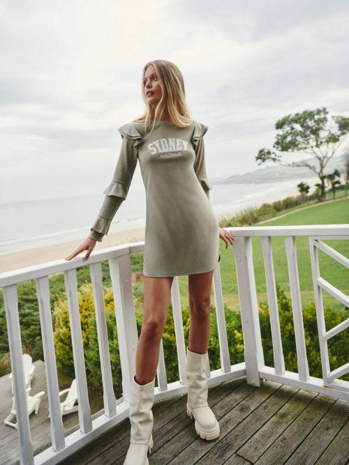 sidney DRESS FETICHE SUANCES-SevenTimes