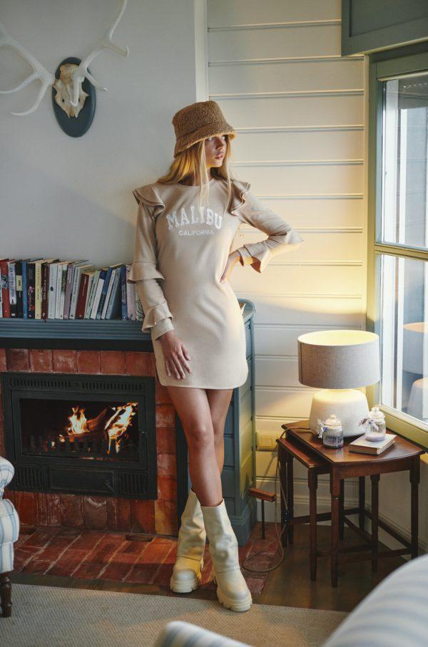MALIBU DRESS FETICHE SUANCES-SevenTimes
