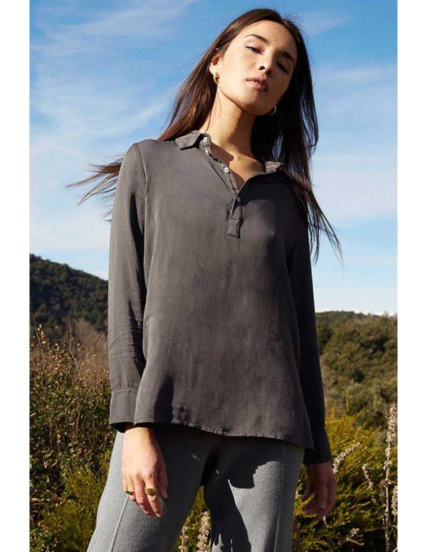 camisa-corin gris mus bombon seven times