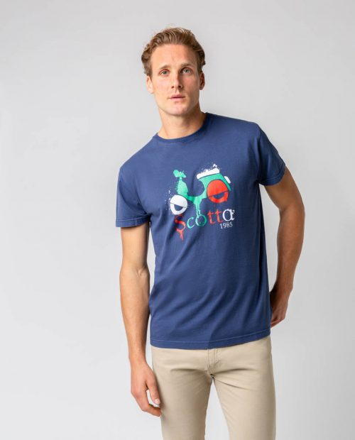 camiseta logo scotta-SevenTimes