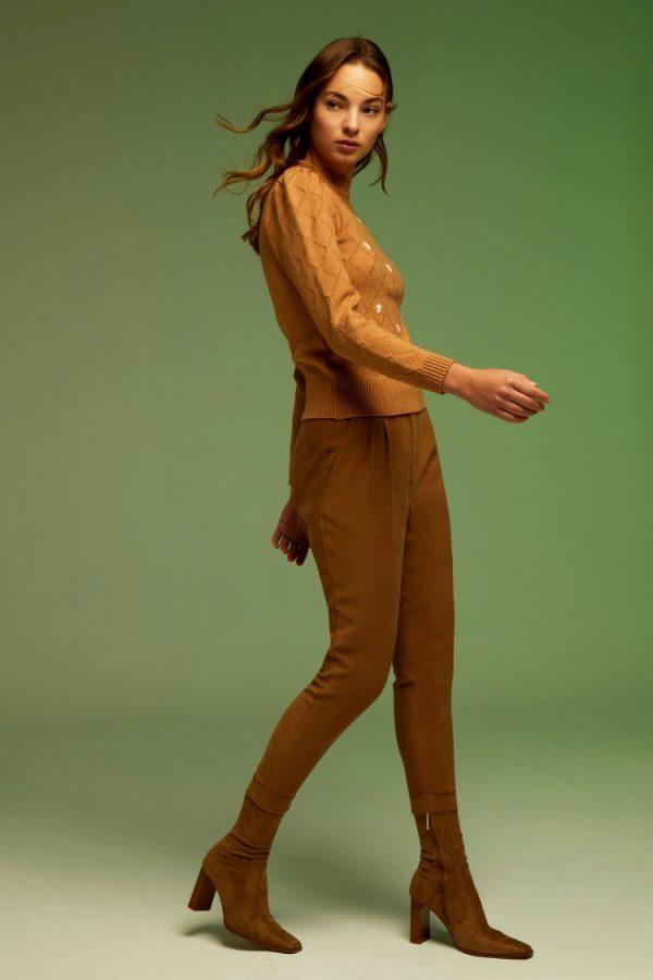 pantalon-tina-camel seven times andmeunlimited