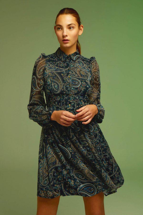 vestido-marsha-azul 1 ,& me, Seventimes