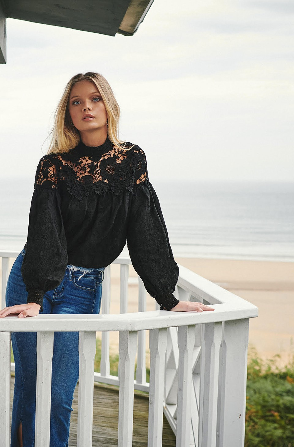 blusa-melissa-negro blouse-by-fetiche-suances -SevenTimes