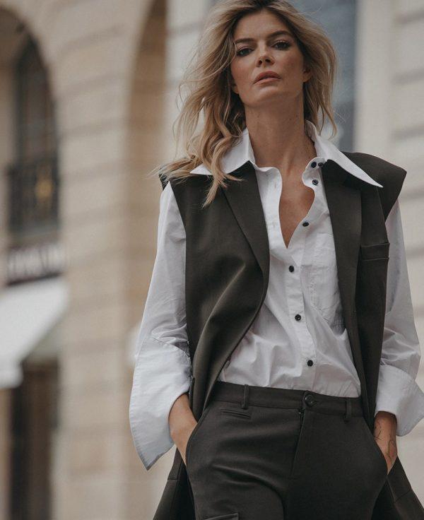 camisa blancA Imiloa -SevenTimes